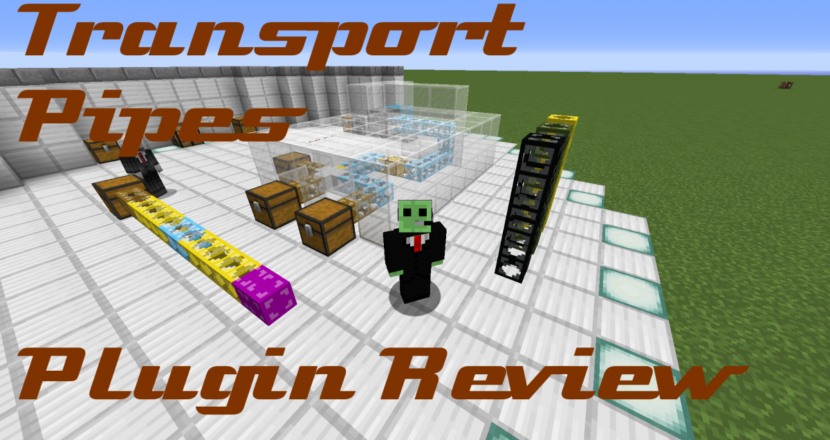 Transport Pipes 4.3.1 Plugin Review